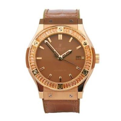 Hublot Classic Fusion 18k Rose Gold - 511.PA.5380.LR.1918...