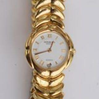 Ladies Raymond Weil Quartz Watch  Gold Plated Ladies...