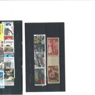 Mint stamp collection. Includes Netherlands and France. Good Condition.