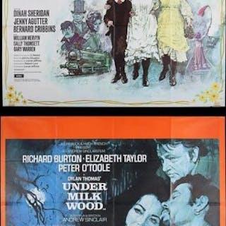 Lot #8 - UNDER MILK WOOD (1971) AND THE RAILWAY CHILDREN (1970) -