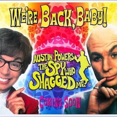 Lot 43 Austin Powers The Spy Who Shagged Me 1999 Uk Quad Advance Barnebys
