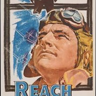 Lot #344 - REACH FOR THE SKY (1956) THE TAKING OF PELHAM ONE TWO THREE