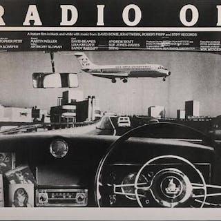Lot #424 - RADIO ON (1979) - UK Quad Poster 1979