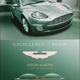 Lot #121 - JAMES BOND: ASTON MARTIN (C2002) - Aston Martin / August