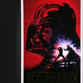 Lot #407 - STAR WARS: EPISODE VI: RETURN OF THE JEDI (1983) - Three