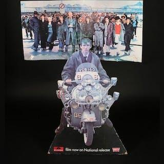 Lot #57 - QUADROPHENIA (1979) - UK Lambretta Standee 1979