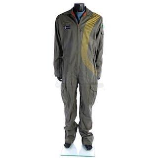 Lot # 84: Mundy's (Chris O'Dowd) Volkov Infirmary Costume