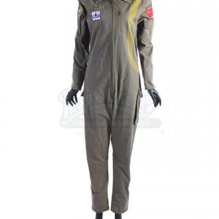 Lot # 92: Tam's (Zhang Ziyi) Airlock Death Space Jumpsuit