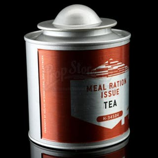 Lot # 129: Meal Ration Issue Tea