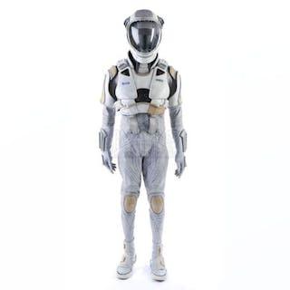 Lot # 162: Acosta's Stunt Space Suit