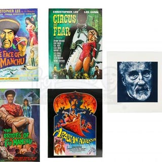 Lot #516 - VARIOUS PRODUCTIONS - Sir Christopher Lee Estate Collection:
