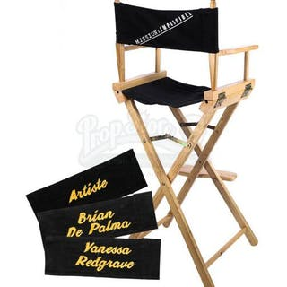 Lot #541 - MISSION: IMPOSSIBLE (1996) - Director's Chair and Brian