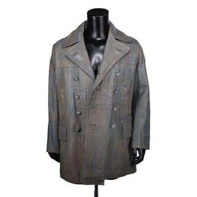 Lot #231 - DAS BOOT (1981) - Kapitanleutnant's (Jurgen Prochnow) Leather Jacket