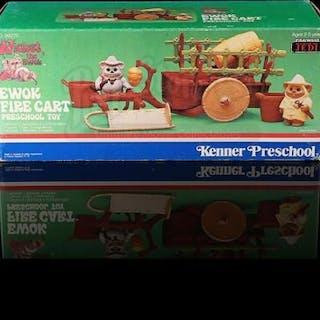 Ewok Fire Cart Preschool Toy