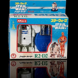 Missile Firing R2-D2 Diecast Toy