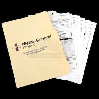 Lot # 110: MARVEL'S JESSICA JONES (TV SERIES) - Jessica Jones' Metro-General