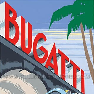 Bugatti Type 57 Atalante Poster