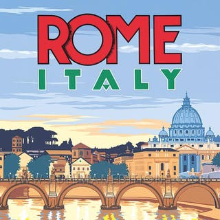 Rome – Italy Poster