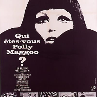 Qui Etes-Vous, Polly Maggoo? / Who are You Polly Maggoo?