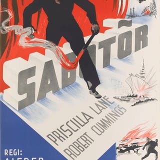 Saboteur / Sabotor