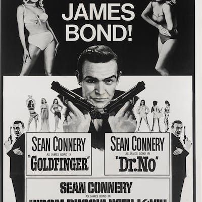 Spend the Night with James Bond