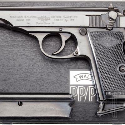 Walther-Manurhin PP, in Box