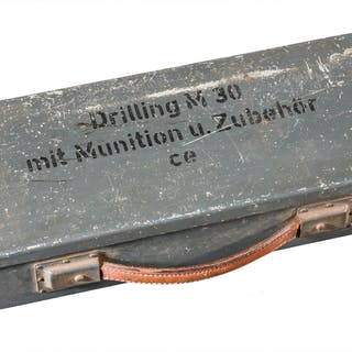 Koffer für Luftwaffendrilling M 30