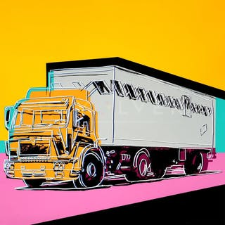 Truck 367 as Part of Andy Warhol's Larger Body of Work