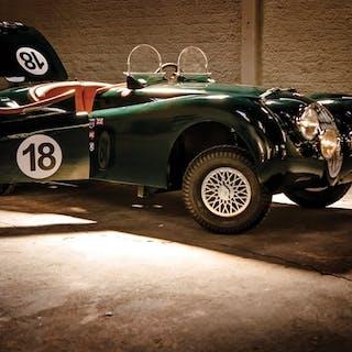 Jaguar XK 120 Junior classic car
