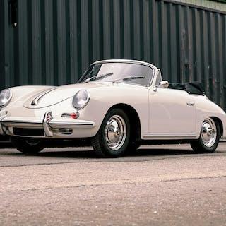 1961 Porsche 356 B Super 90 Cabriolet by Reutter classic car