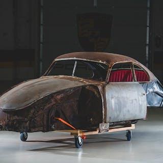 1951 Porsche 356 'Split-Window' Coupe Project  classic car