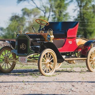 1906 Reo Model R Two-Passenger Runabout  classic car