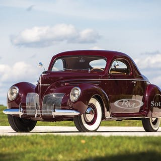 1939 Lincoln-Zephyr Coupe  classic car
