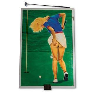 Scratch Golf by Rick Hinze, 2001 classic car