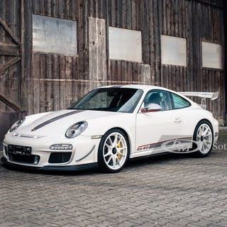 2011 Porsche 911 GT3 RS 4.0  classic car
