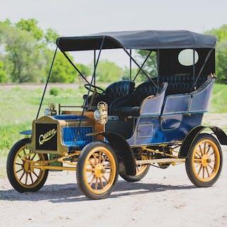 1906 Queen Model E Five-Passenger Touring  classic car