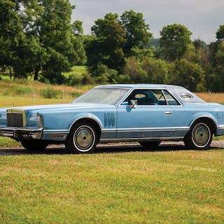 1978 Lincoln Continental Mark V  classic car