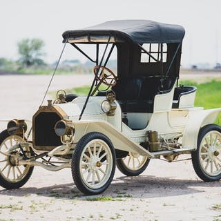 1909 Buick Model 10 Runabout  classic car