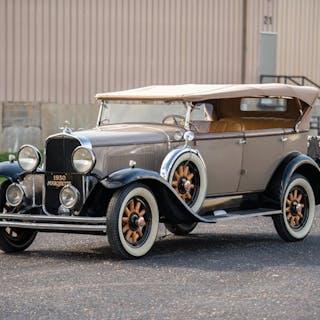 1930 Marquette Model 35 Five-Passenger Phaeton  classic car