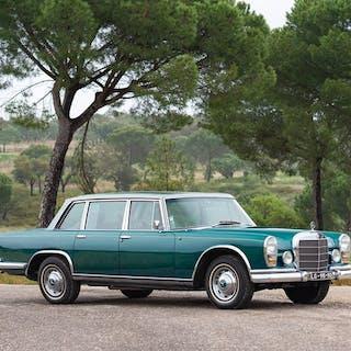 1966 Mercedes-Benz 600 Sedan by Chapron classic car