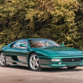 1997 Ferrari F355 Berlinetta  classic car