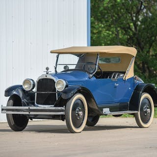 1923 Willys-Knight Model 64 Roadster  classic car