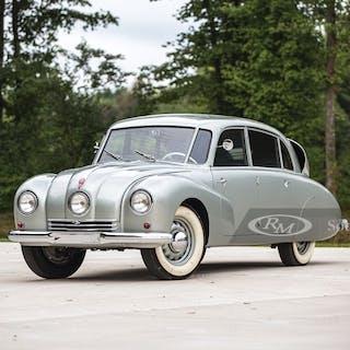 1948 Tatra T87  classic car