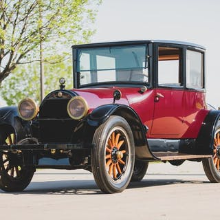 1921 Cadillac Type 59 Four-Passenger Victoria  classic car
