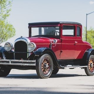 1928 Chrysler Model 62 2/4-Passenger Coupe  classic car