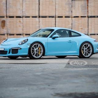 2016 Porsche 911 R  classic car