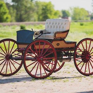 1907 Kiblinger Model D High-Wheel Runabout  classic car