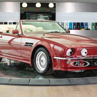 1989 Aston Martin V8 Vantage Volante 'X-Pack'  classic car