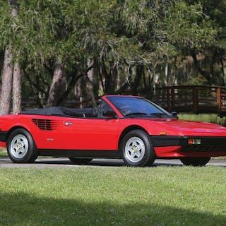 1984 Ferrari Mondial Cabriolet  classic car