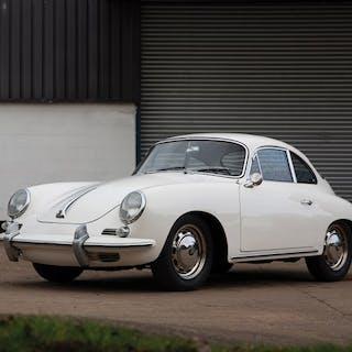 1965 Porsche 356 C 1600 C Coupé by Karmann classic car